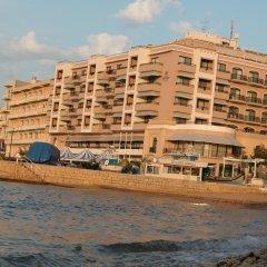 Отель Calypso Hotel Мальта, Зеббудж - отзывы, цены и фото номеров - забронировать отель Calypso Hotel онлайн пляж