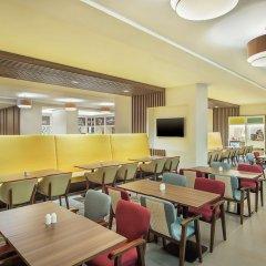 Отель Hampton by Hilton Dubai Airport питание