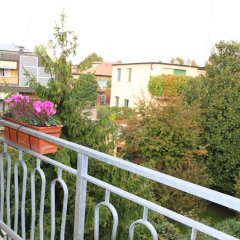 Отель B&B Music Милан балкон