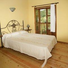 Отель Viviendas Rurales PeÑa Sagra Тресвисо комната для гостей