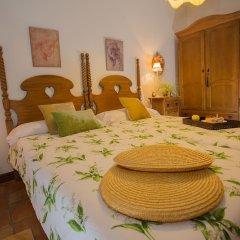 Отель Casa Rural El Tenado Трухильо комната для гостей