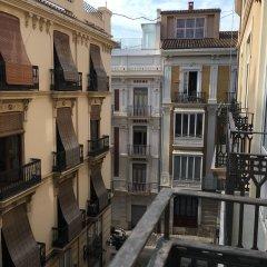 Отель MD Design Hotel Portal del Real Испания, Валенсия - отзывы, цены и фото номеров - забронировать отель MD Design Hotel Portal del Real онлайн балкон