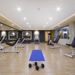 Pergola Hotel & Spa фитнесс-зал