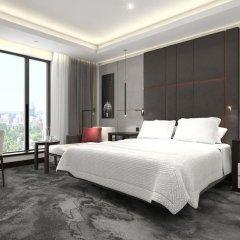 Отель Hilton Belgrade Сербия, Белград - 1 отзыв об отеле, цены и фото номеров - забронировать отель Hilton Belgrade онлайн комната для гостей