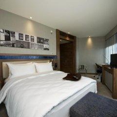 Hampton by Hilton Bursa Турция, Бурса - отзывы, цены и фото номеров - забронировать отель Hampton by Hilton Bursa онлайн комната для гостей фото 2