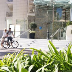 Отель Sandos Monaco Beach Hotel & Spa - Только для взрослых - Все включено Испания, Бенидорм - отзывы, цены и фото номеров - забронировать отель Sandos Monaco Beach Hotel & Spa - Только для взрослых - Все включено онлайн спортивное сооружение