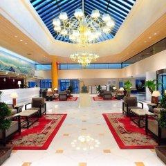 Jianguo Hotel Xi An интерьер отеля