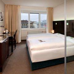 Отель Fleming's Conference Hotel Wien Австрия, Вена - 8 отзывов об отеле, цены и фото номеров - забронировать отель Fleming's Conference Hotel Wien онлайн комната для гостей фото 2