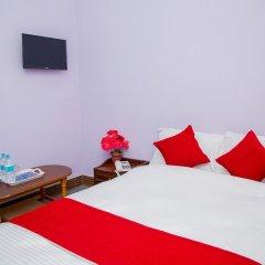 Отель OYO 202 Hotel Kanchenjunga Непал, Катманду - отзывы, цены и фото номеров - забронировать отель OYO 202 Hotel Kanchenjunga онлайн комната для гостей фото 5