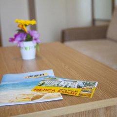 Отель Melsa COOP Hotel Болгария, Несебр - отзывы, цены и фото номеров - забронировать отель Melsa COOP Hotel онлайн в номере