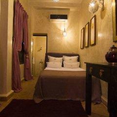 Отель Riad Hermès Марокко, Марракеш - отзывы, цены и фото номеров - забронировать отель Riad Hermès онлайн комната для гостей фото 4