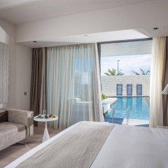 Отель Aqua Blu Boutique Hotel & Spa - Adults Only Греция, Мастичари - отзывы, цены и фото номеров - забронировать отель Aqua Blu Boutique Hotel & Spa - Adults Only онлайн комната для гостей