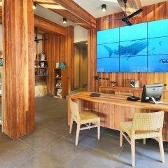 Отель Haadtien Beach Club удобства в номере