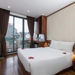 Hotel Bel Ami Hanoi комната для гостей фото 2