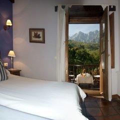 Hotel Rural Posada San Pelayo комната для гостей