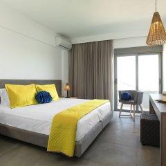 Апартаменты Mirage City Apartments Родос комната для гостей