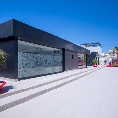 Отель Migjorn Ibiza Suites & Spa парковка