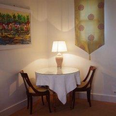 Hotel Villa Escudier Булонь-Бийанкур удобства в номере