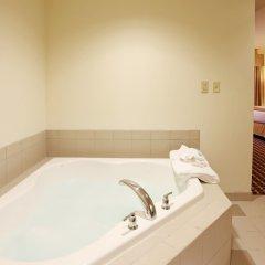 Отель Holiday Inn Express Hotel & Suites Columbus Univ Area - Osu США, Колумбус - отзывы, цены и фото номеров - забронировать отель Holiday Inn Express Hotel & Suites Columbus Univ Area - Osu онлайн спа фото 2