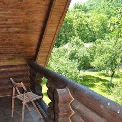 Гостиница Bogolvar Eco Resort & Spa балкон