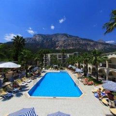 Hotel Golden Sun - All Inclusive бассейн фото 2