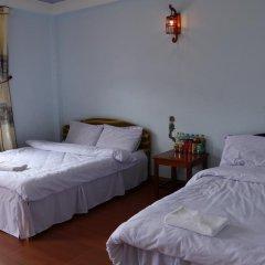 Huy Hoang Hostel Шапа комната для гостей фото 3