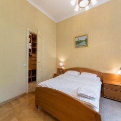 Апартаменты Кварт Апартаменты на Тверской Москва комната для гостей фото 5