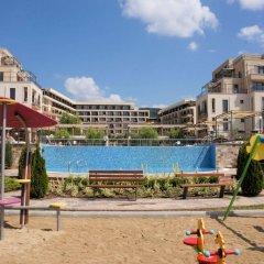 Отель Apartkomplex Sorrento Sole Mare спортивное сооружение