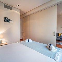 Отель Habitat Apartments Paseo de Gracia Suite Испания, Барселона - отзывы, цены и фото номеров - забронировать отель Habitat Apartments Paseo de Gracia Suite онлайн комната для гостей фото 2