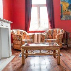 Отель The Captaincy Guesthouse Brussels Брюссель комната для гостей фото 3