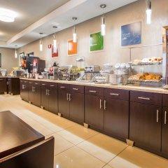 Отель Comfort Suites Columbus West - Hilliard США, Колумбус - отзывы, цены и фото номеров - забронировать отель Comfort Suites Columbus West - Hilliard онлайн питание