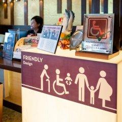 Отель A-One Pattaya Beach Resort интерьер отеля фото 3