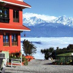 Отель Dhulikhel Lodge Resort Непал, Дхуликхел - отзывы, цены и фото номеров - забронировать отель Dhulikhel Lodge Resort онлайн спортивное сооружение