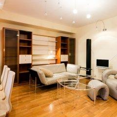 Апартаменты MaxRealty24 Slavyanskiy Bulvar комната для гостей фото 5