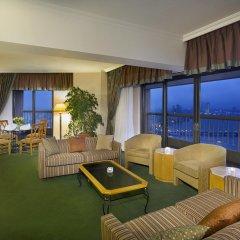 Отель Ramses Hilton балкон