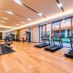 Siko Grand Hotel Suzhou Yangcheng фитнесс-зал