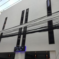 Отель Zenya Inn Бангкок балкон