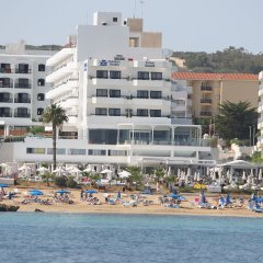 Silver Sands Beach Hotel Протарас пляж