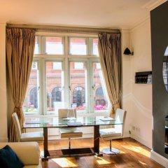 Апартаменты Suitely Trafalgar Square Luxury Apartment Лондон комната для гостей фото 4