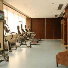 Wenjin Hotel фитнесс-зал фото 3