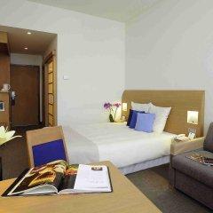 Отель Novotel Budapest Danube комната для гостей фото 2