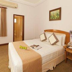 Отель Liberty Hotel Saigon Parkview Вьетнам, Хошимин - отзывы, цены и фото номеров - забронировать отель Liberty Hotel Saigon Parkview онлайн комната для гостей фото 2