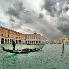Отель Al Ponte Antico Италия, Венеция - отзывы, цены и фото номеров - забронировать отель Al Ponte Antico онлайн приотельная территория фото 2