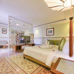 Отель Green Heaven Hoi An Resort & Spa Хойан комната для гостей фото 2