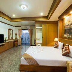 Отель Royal Prince Residence 2* Номер Делюкс разные типы кроватей фото 2