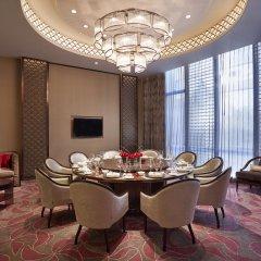 Отель Gran Meliá Xian Китай, Сиань - отзывы, цены и фото номеров - забронировать отель Gran Meliá Xian онлайн гостиничный бар
