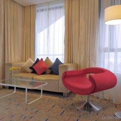 Отель Park Inn by Radisson, Abu Dhabi Yas Island комната для гостей фото 2