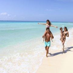 Отель Sandos Playacar Select Club - Только для взрослых, Все включено Плая-дель-Кармен пляж фото 2