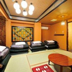 Отель Khaosan World Asakusa Ryokan Токио комната для гостей фото 4