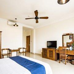Отель Santa Villa Hoi An комната для гостей фото 2